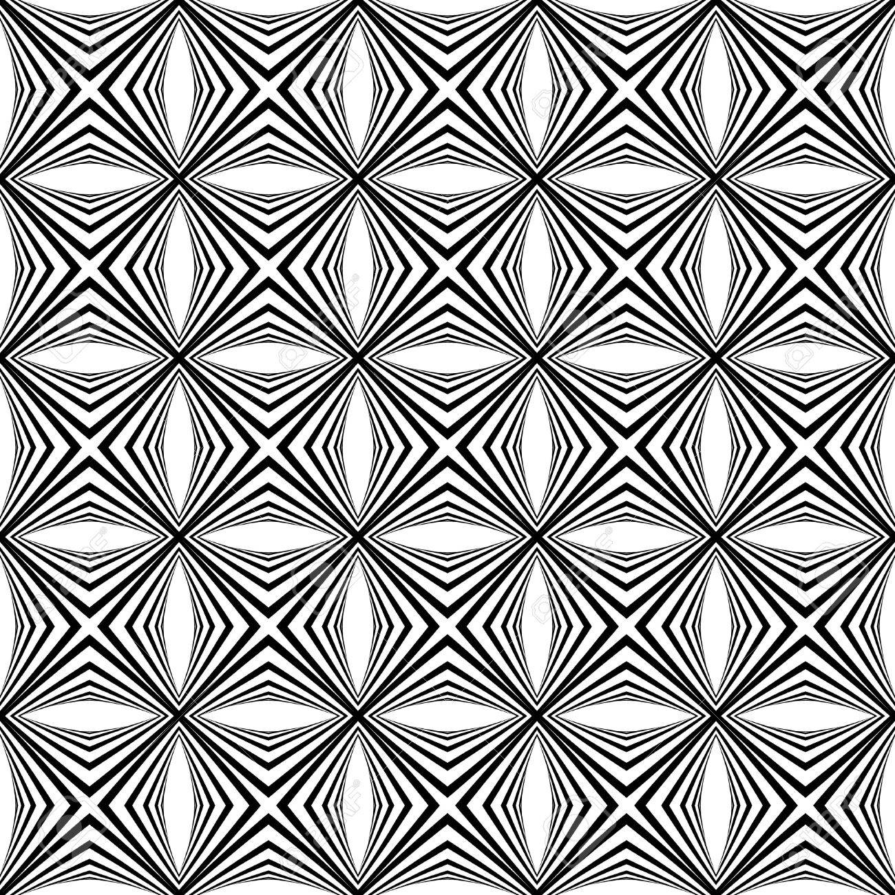 seamless geometric pattern vector art royalty free cliparts