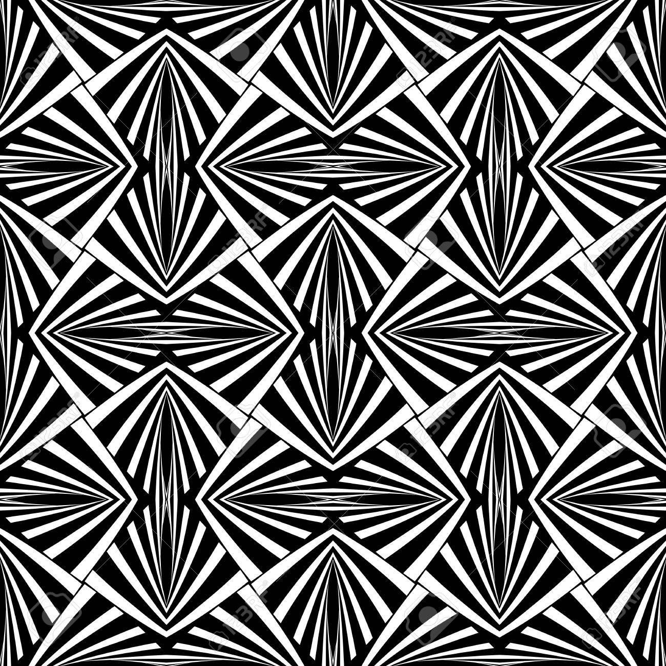 Seamless geometric texture. - 16161256