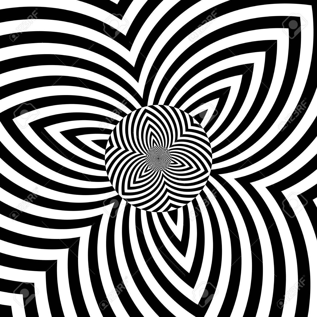 Decorative abstract design Vector art - 16269672