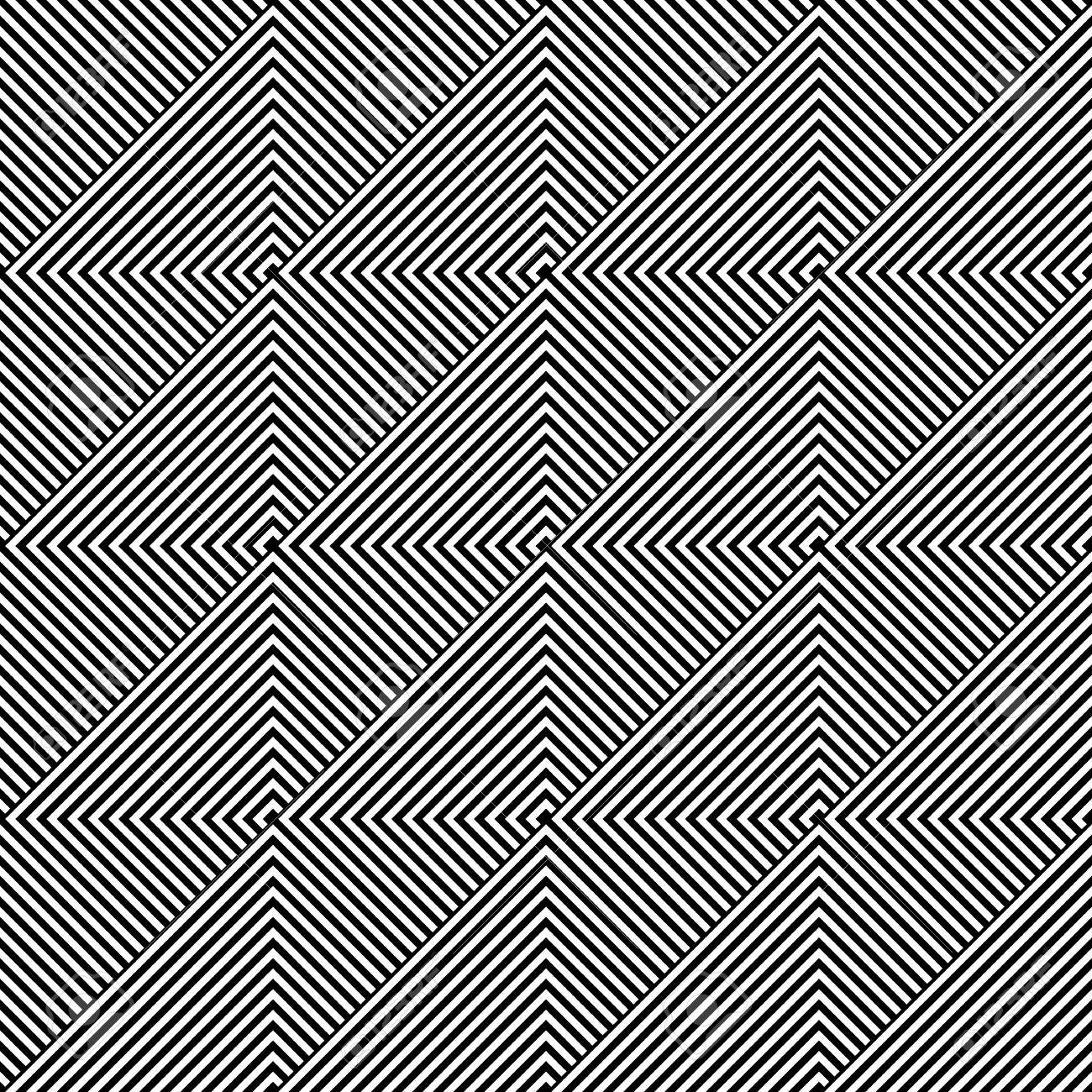 And black diagonal stripes background seamless background or wallpaper - Seamless Geometric Diagonal Texture Vector Art Stock Vector 16765516