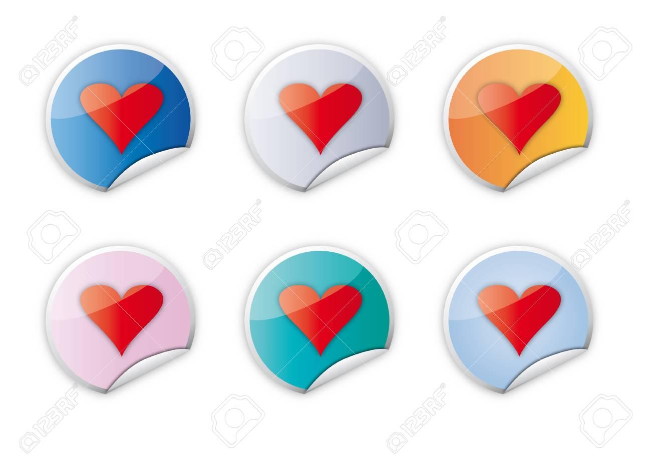 Valentine, love, marriage, Icon Stock Vector - 17915979