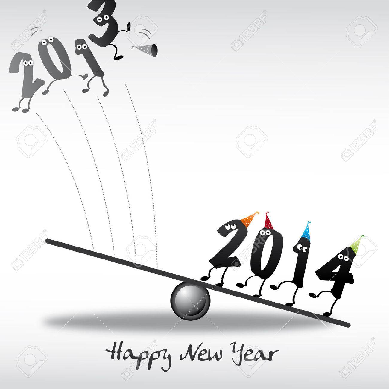2014 Guten Rutsch Ins Neue Jahr, Die Besten Wünsche, Weihnachten ...