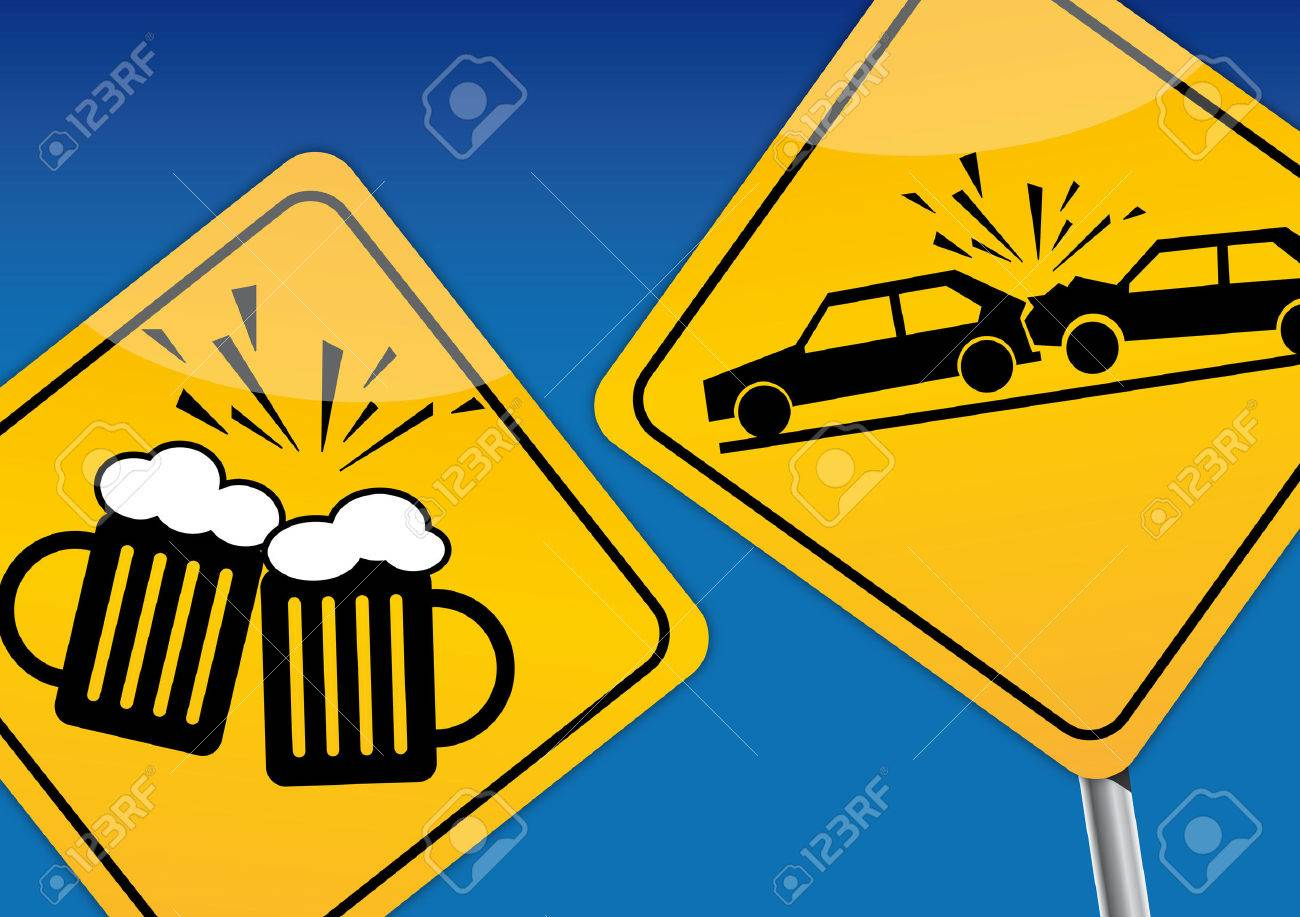 Drinking and Driving - 22773569