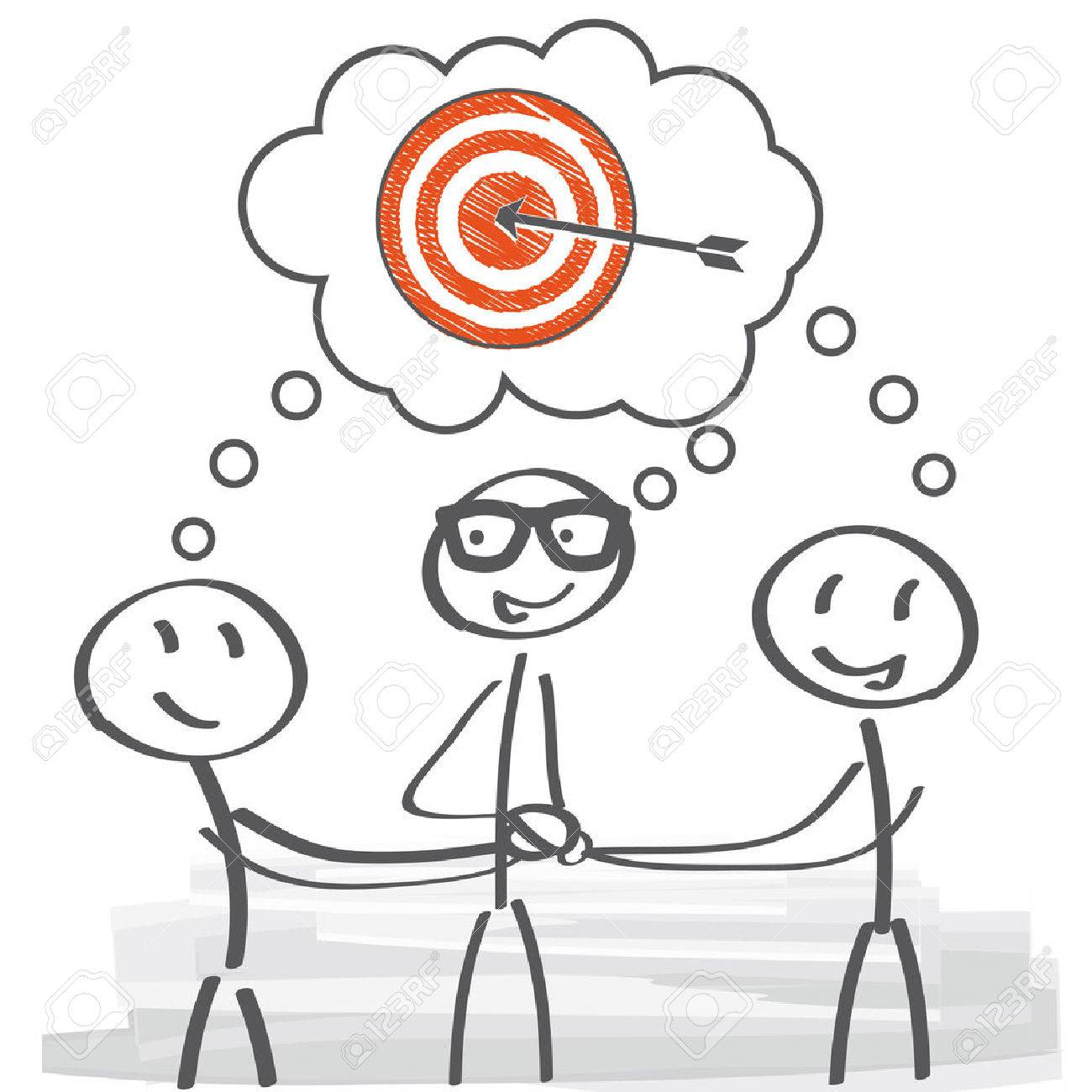 Build an effective Team to achieve your goals and objectives - 63947670