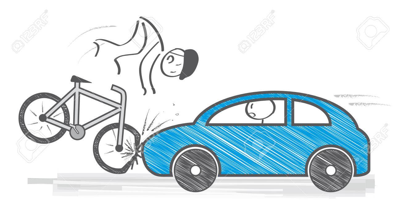 Bike Accident Collisions With Car