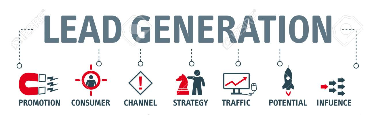 Banner Lead Generation, Marketing Process For Generating Business ...