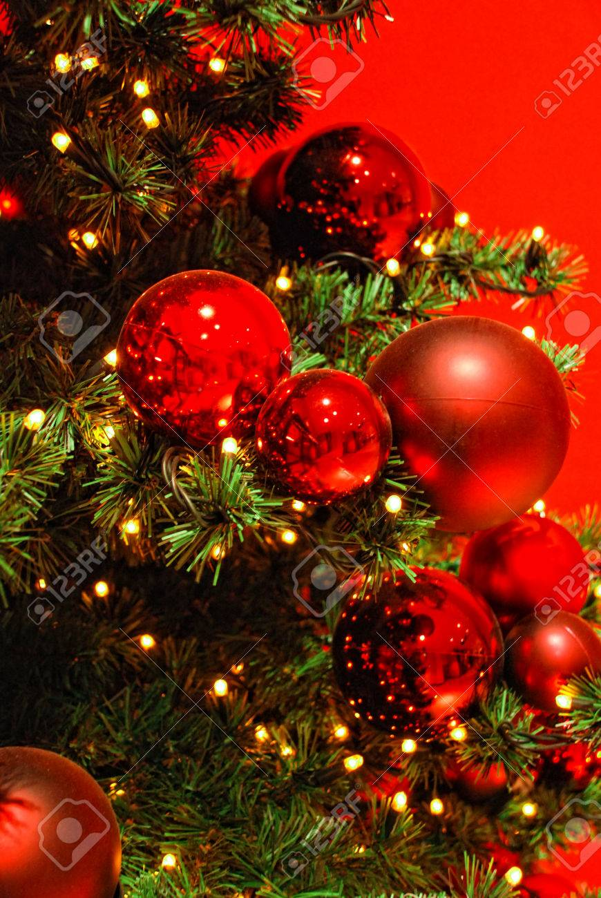 Christmas and all things related to it. Stock Photo - 24647046