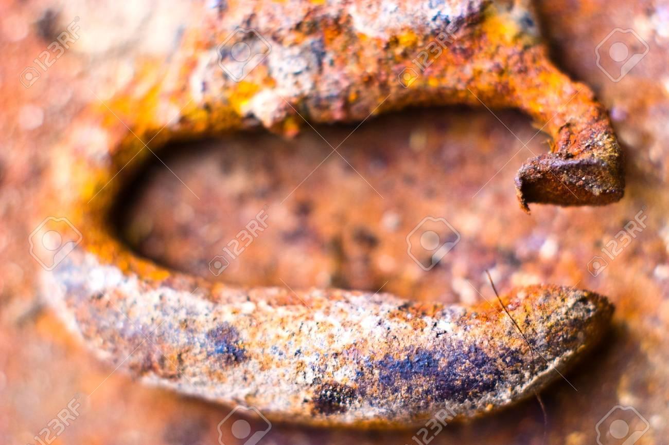 metal, artificial metal material that looks colorful Stock Photo - 6935920