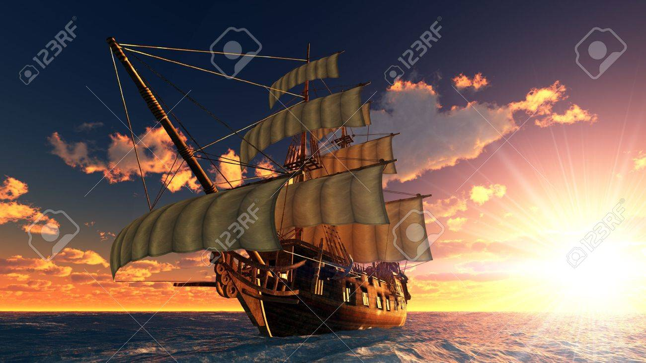 sailboat Stock Photo - 9590108