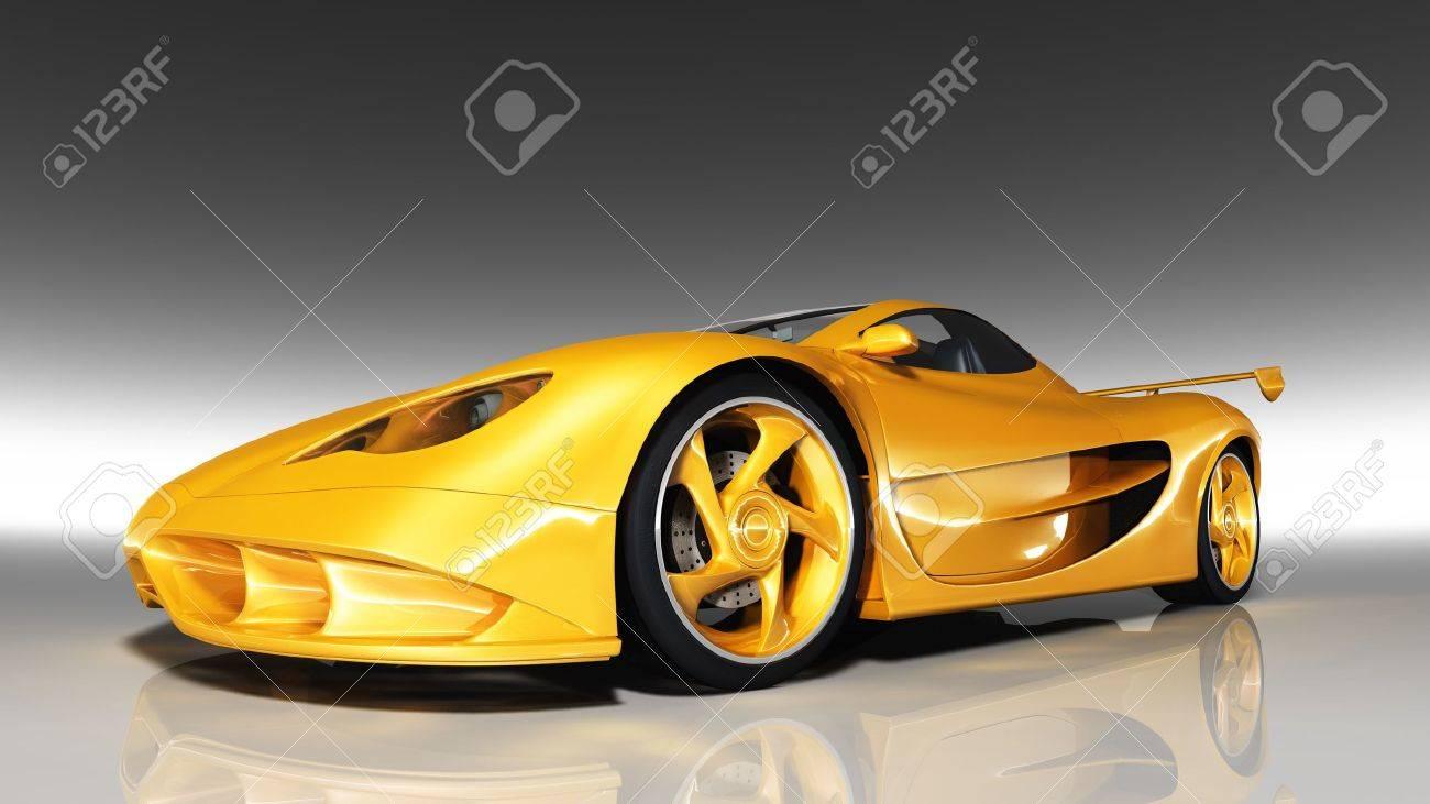 sports car Stock Photo - 10034627