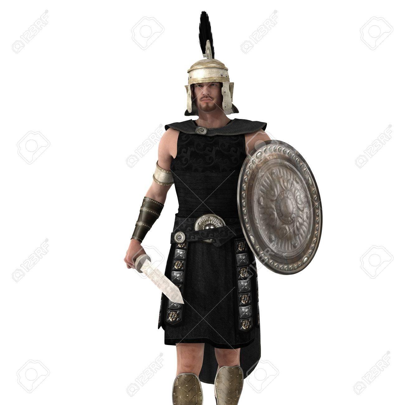 gladiator Stock Photo - 15822398