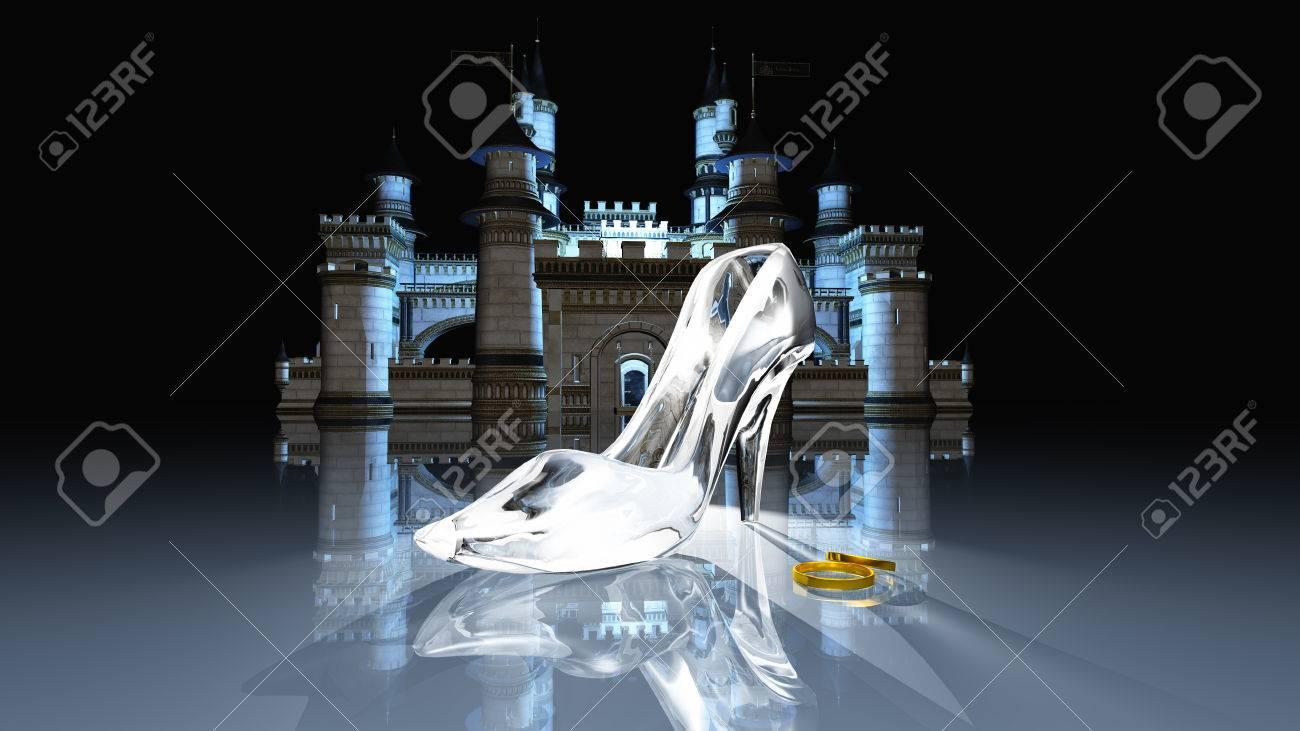 Cinderella castle - 35218866