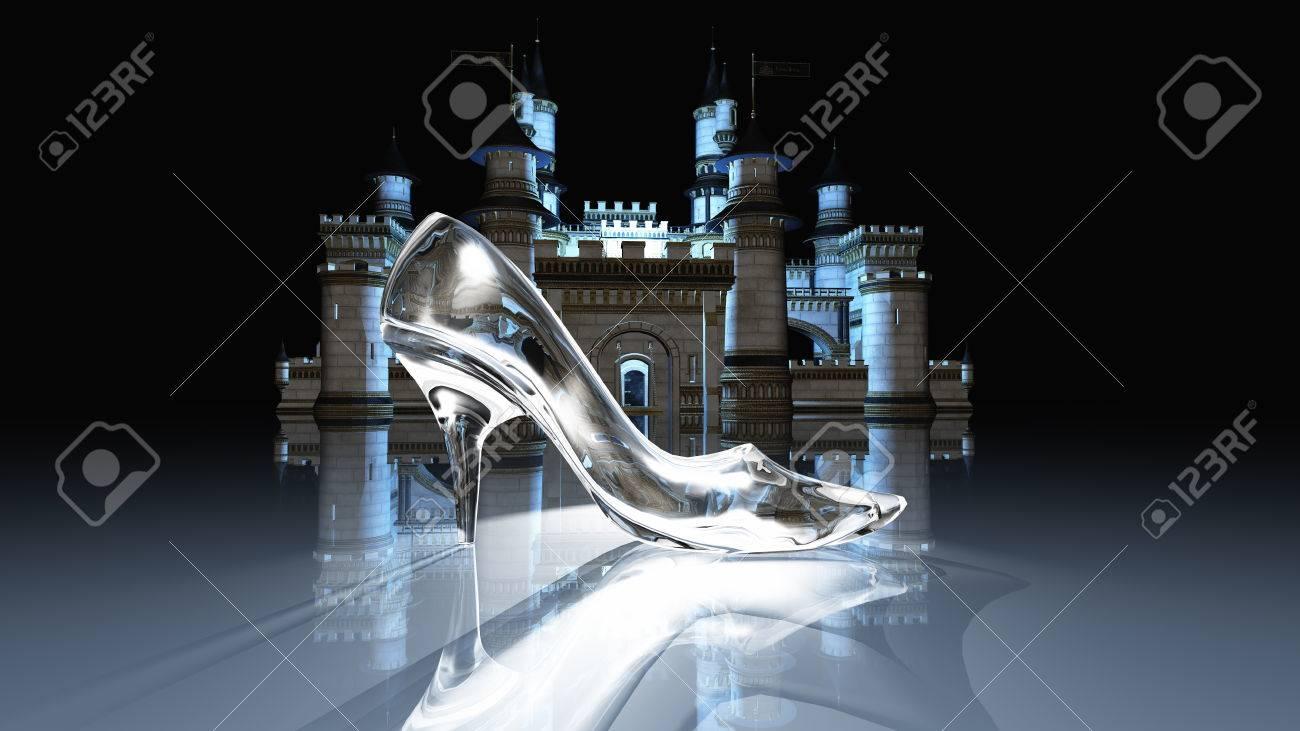 Cinderella castle - 35218870