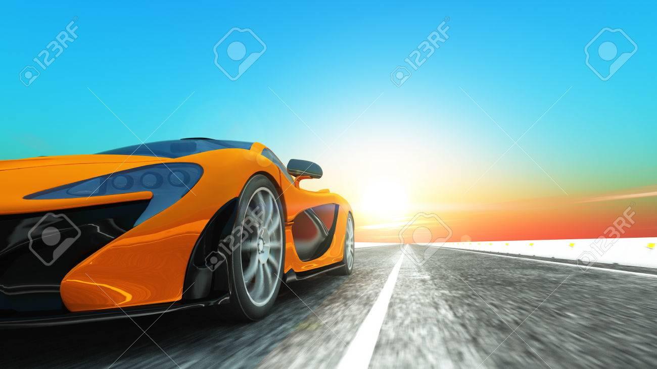 sports car - 35023992