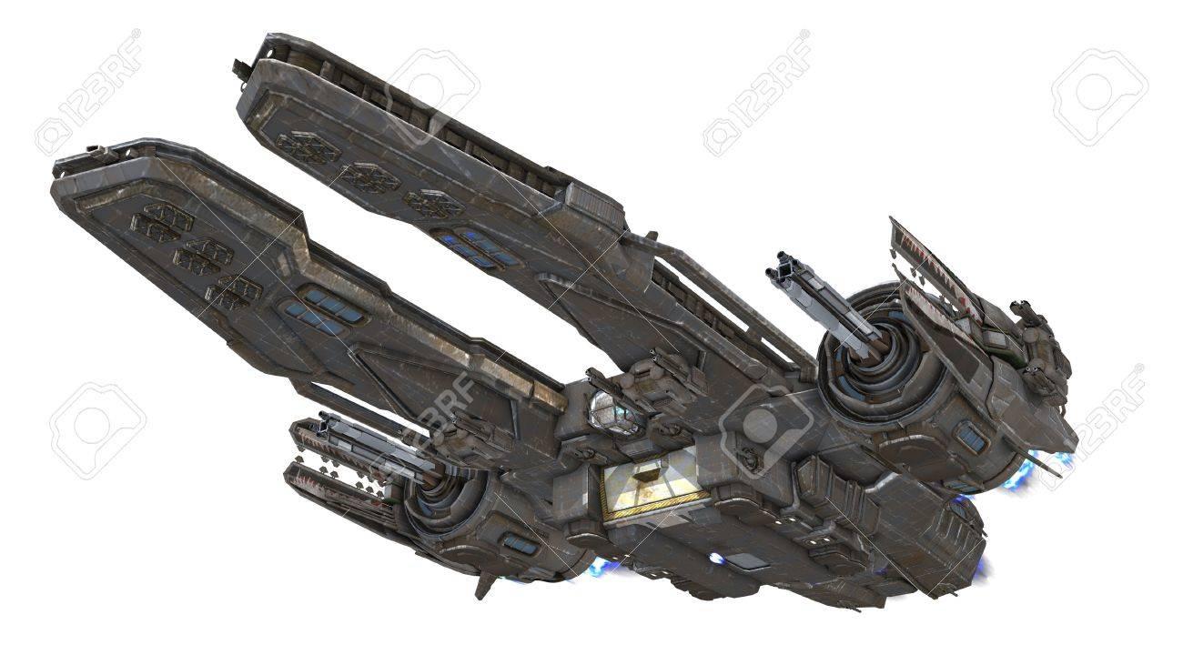 space ship - 36797114