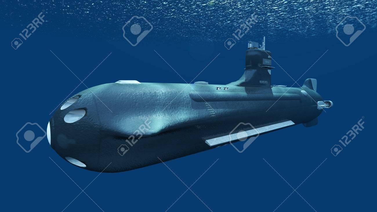 submarine - 36797474