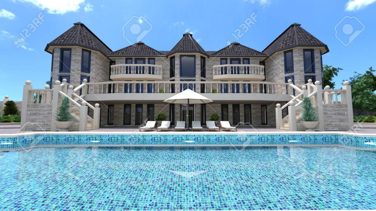 mansion - 43955855