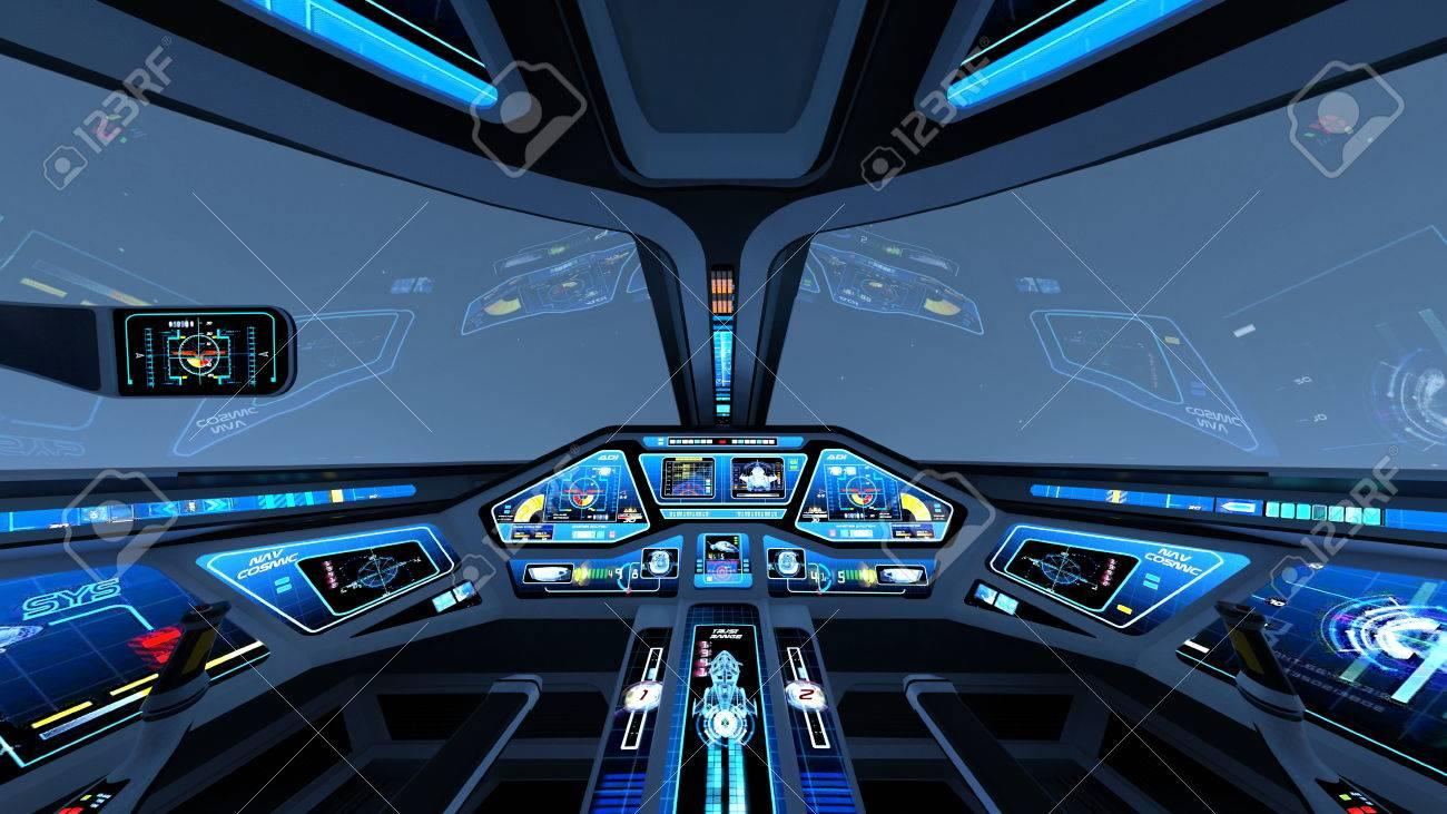 Cockpit - 44352782