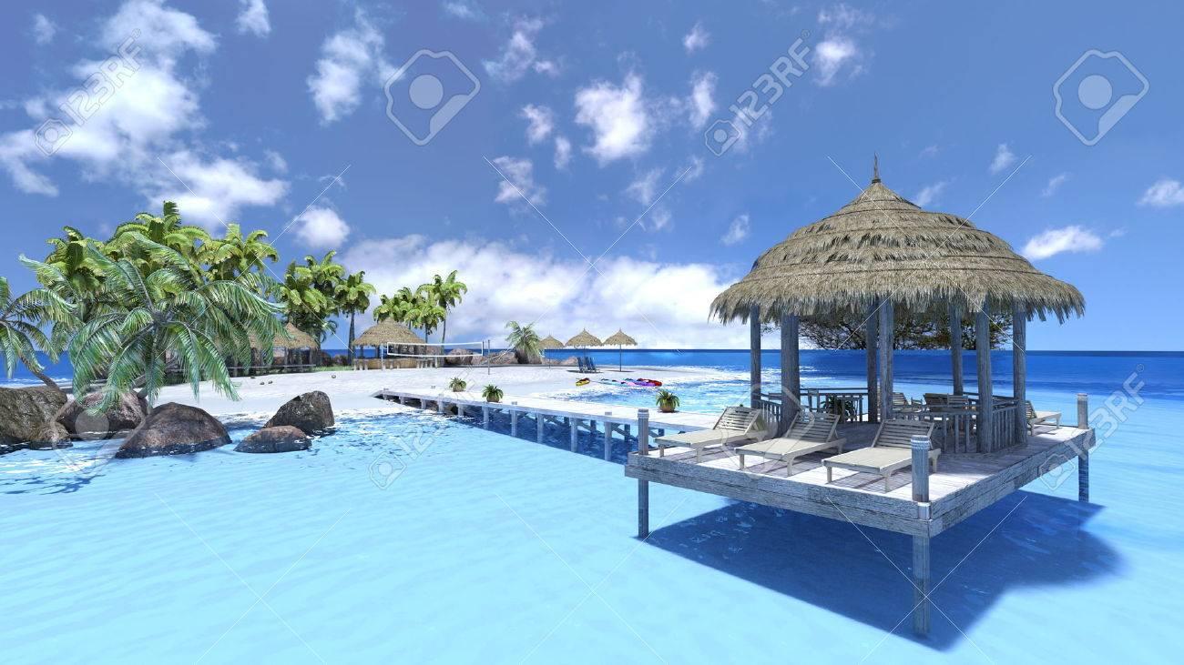 beach - 45457342