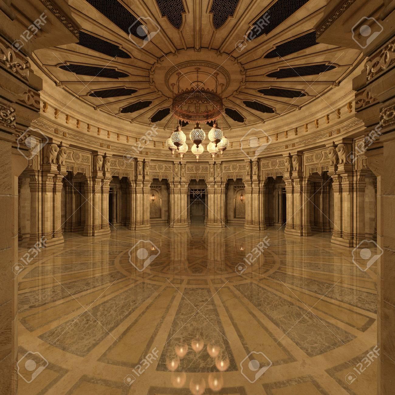grand hall - 52449152