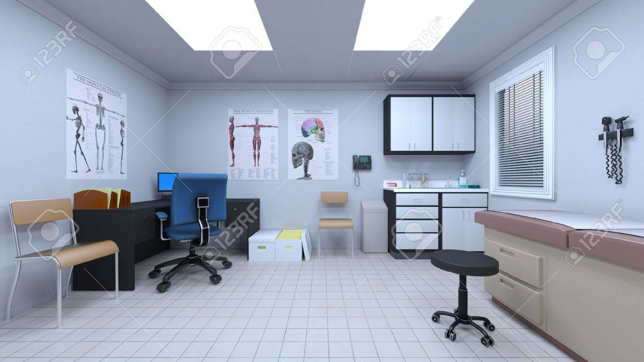 consulting room - 58644806