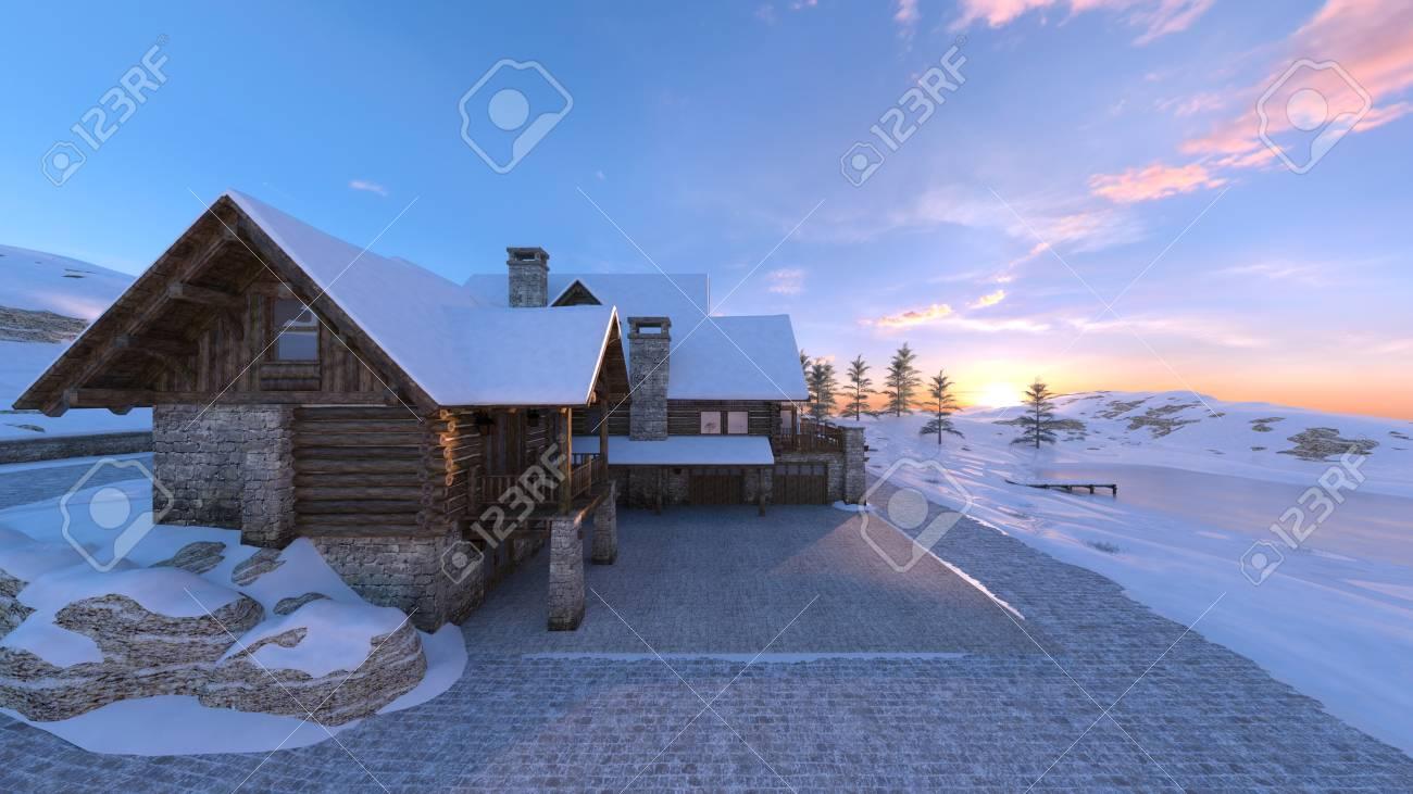 cottage - 87893795
