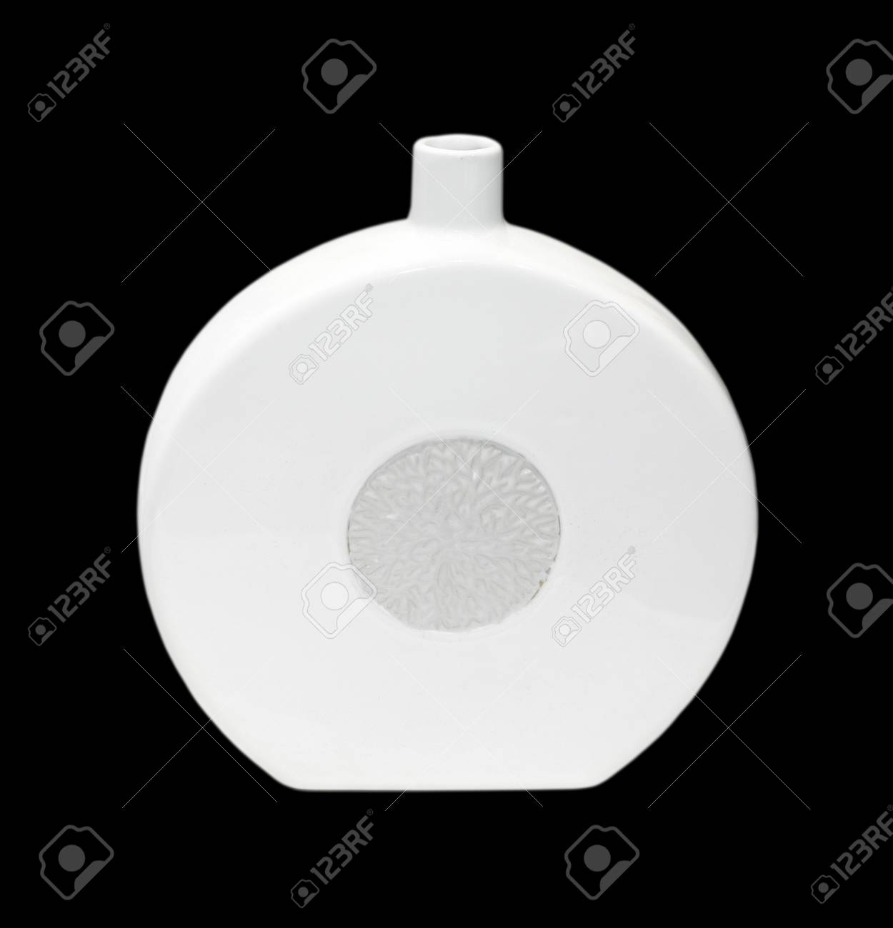 Decorative vase isolated Stock Photo - 11966658