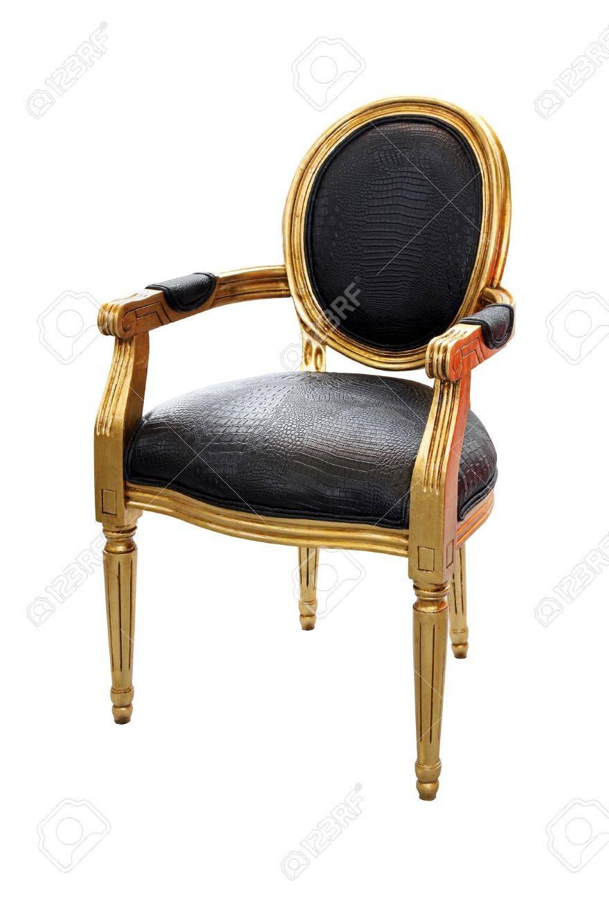Amazing Vintage Chair With Crocodile Skin Isolated Creativecarmelina Interior Chair Design Creativecarmelinacom