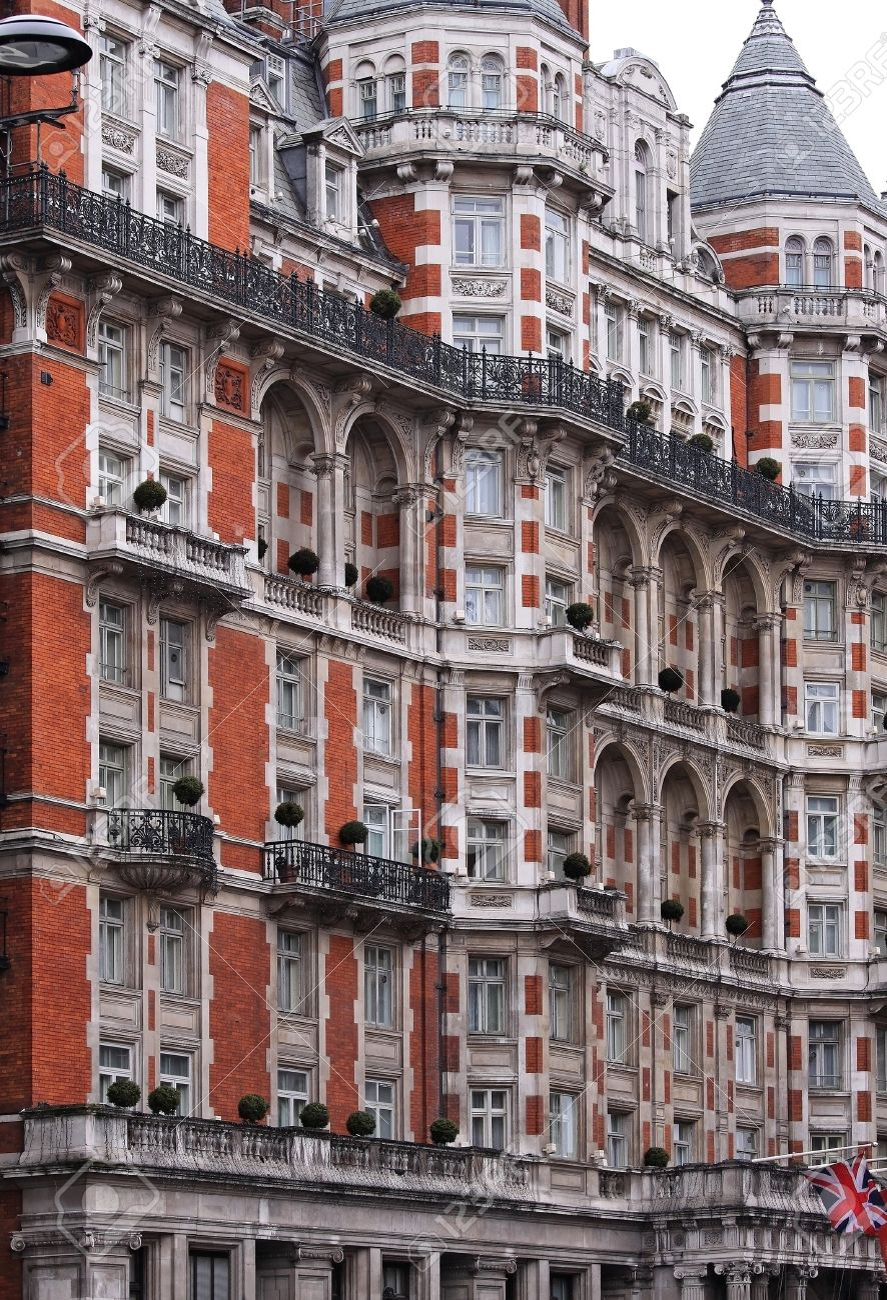 London Architecture Buildings Building Facade in London