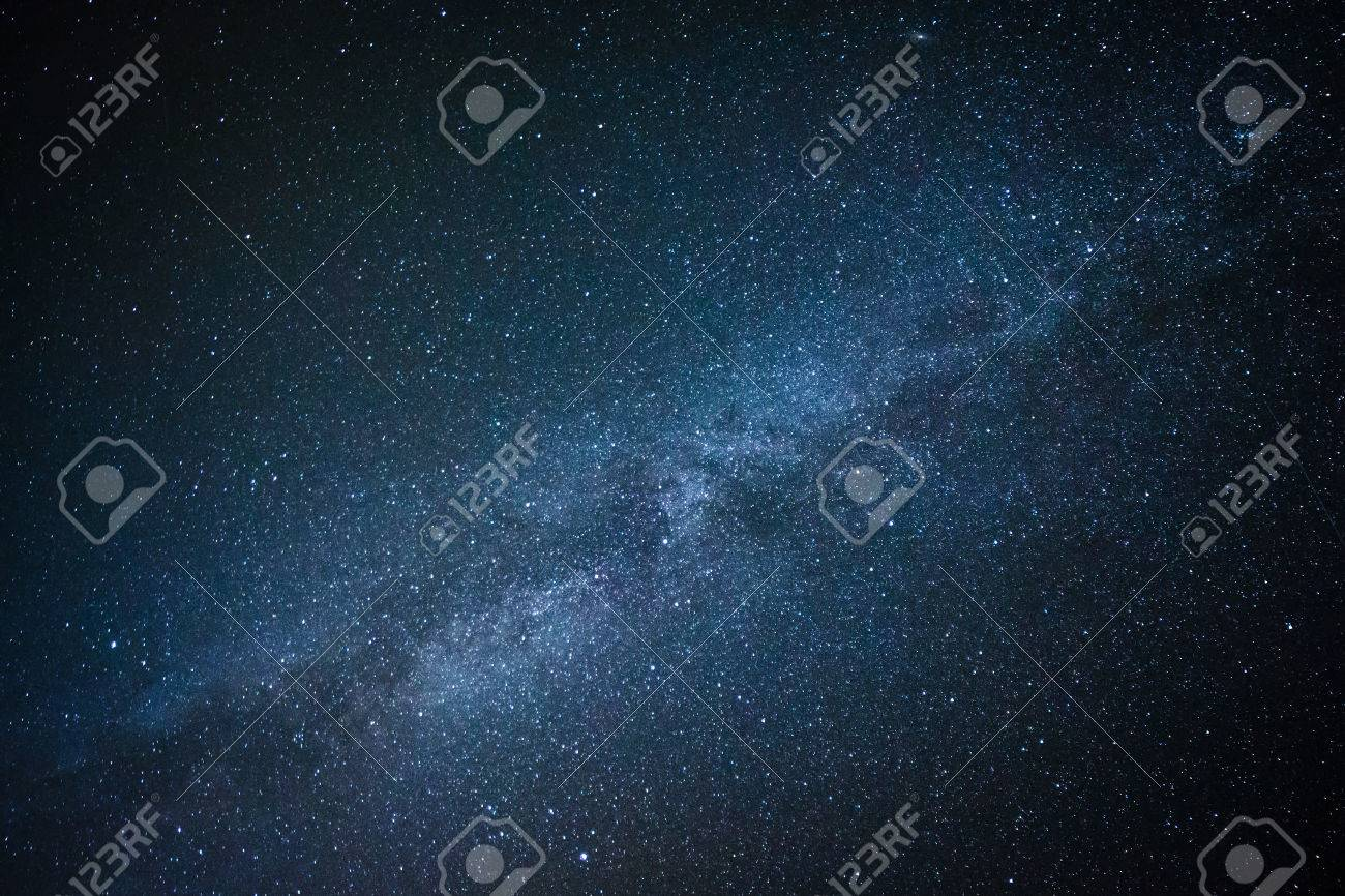 The Milky Way is our galaxy. This long exposure astronomical photograph of the nebula Cygnus is taken in the middle of the night in Finland. Stock Photo - 32389074