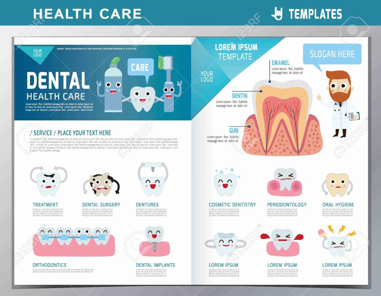 歯科医院 services flat かわいい漫画デザイン illustration isolated 白