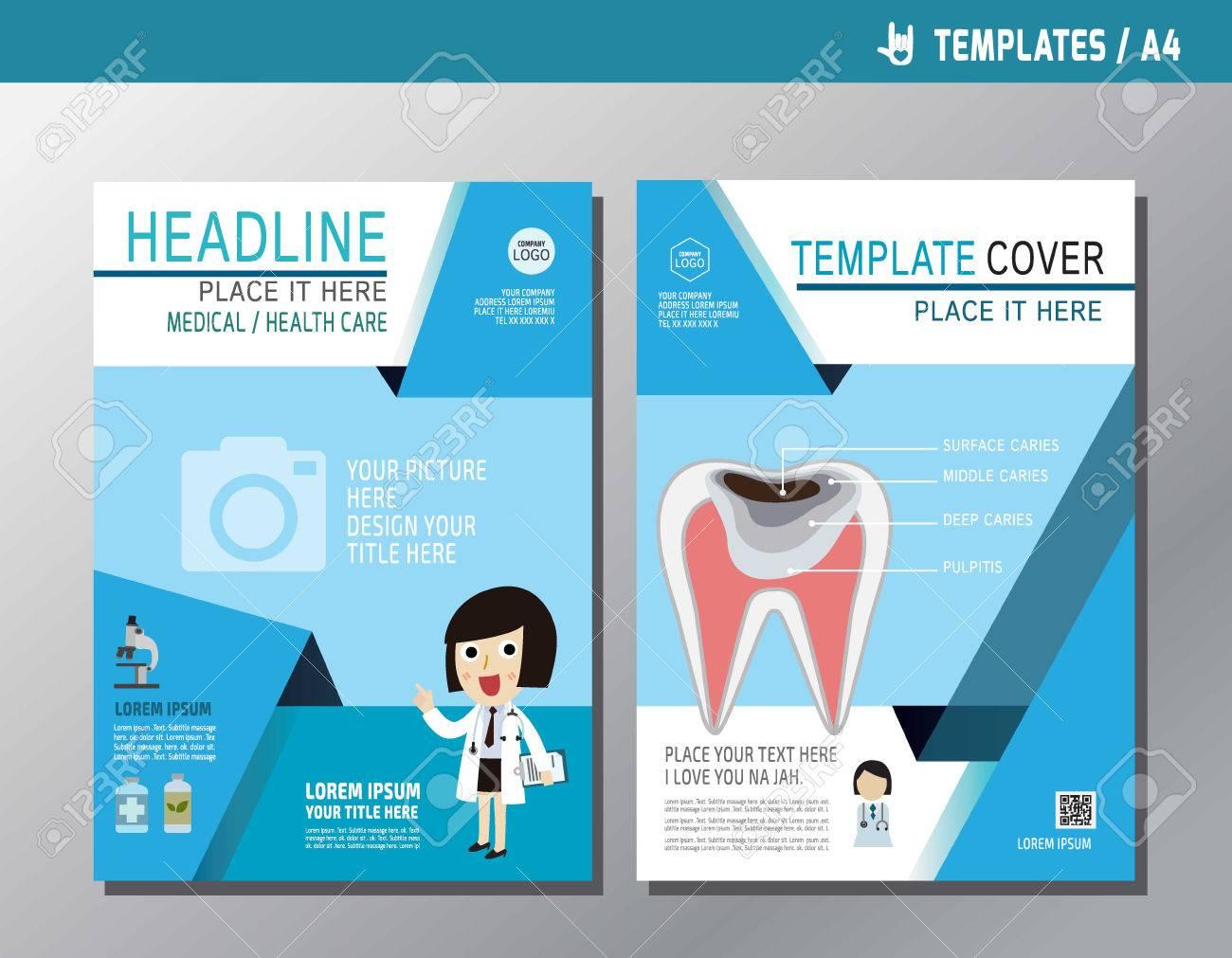 Health Brochure Template Funfpandroidco - Health brochure templates