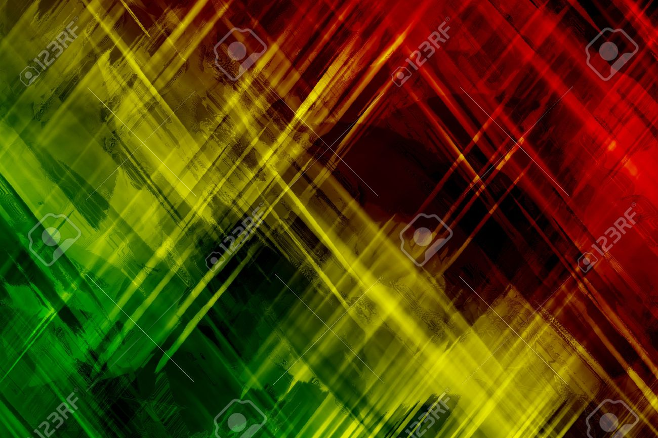 reggae background abstract Stock Photo - 23081956