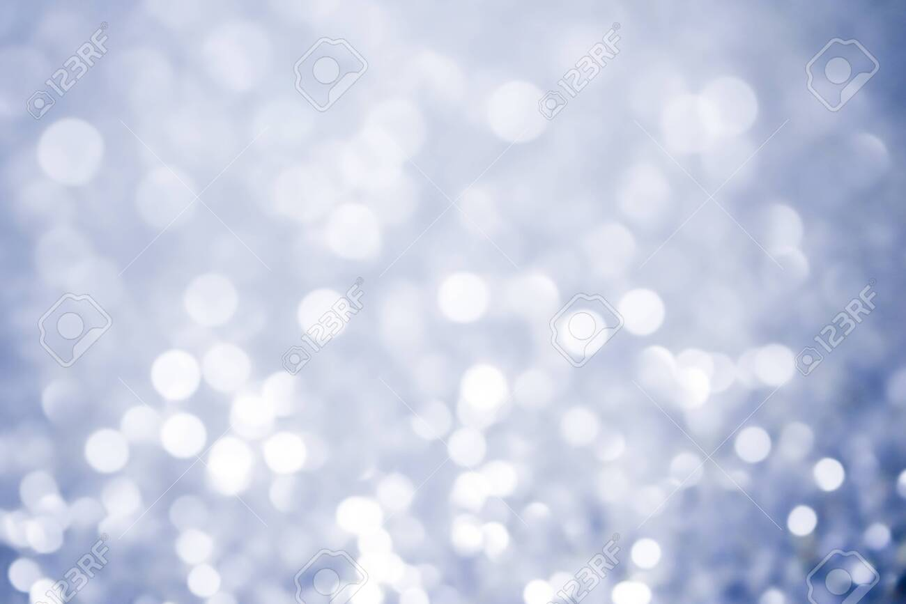 Christmas bokeh background texture abstract light glittering stars on bokeh. glitter vintage lights background - 130257885