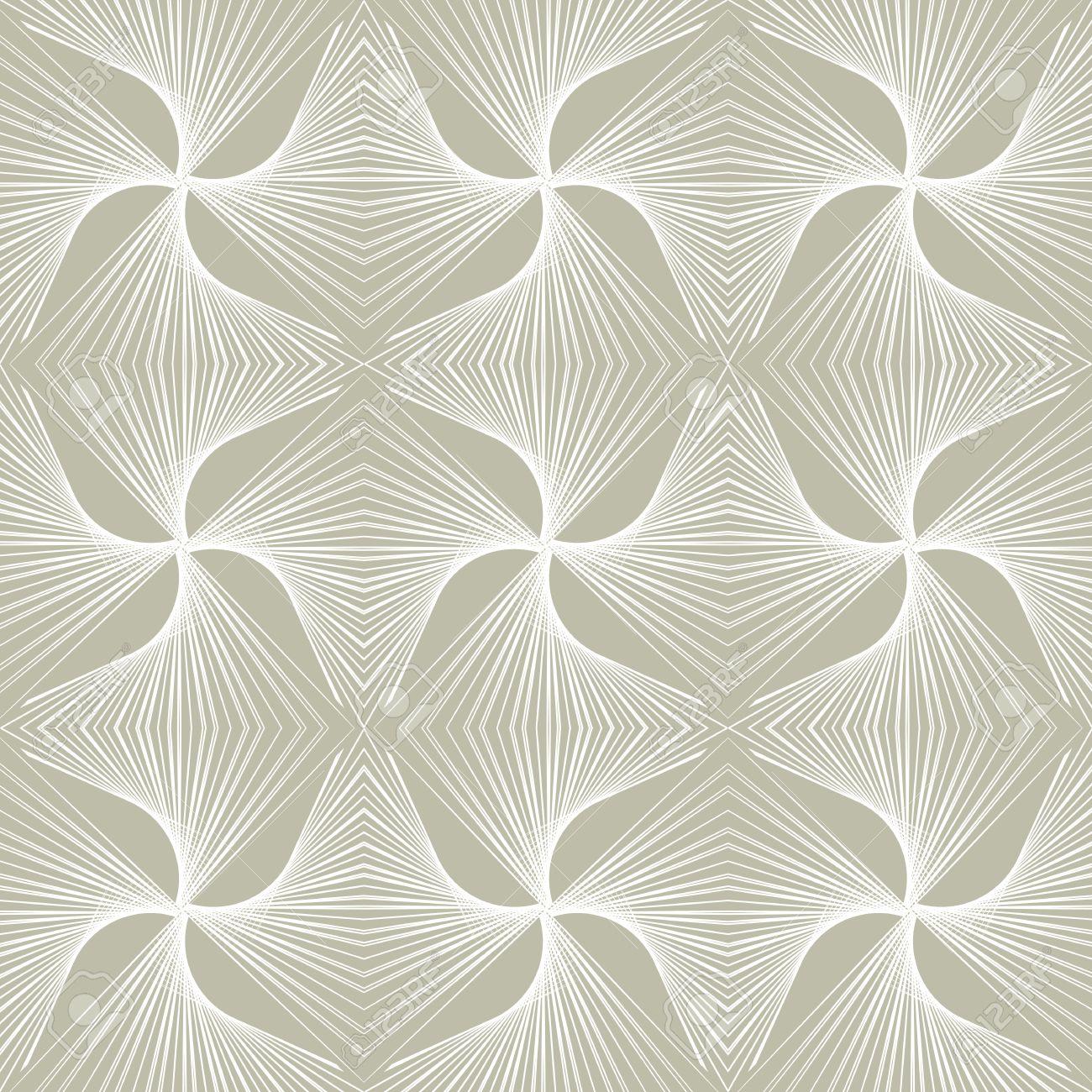 1930s geometric art deco modern pattern Stock Vector - 17147262