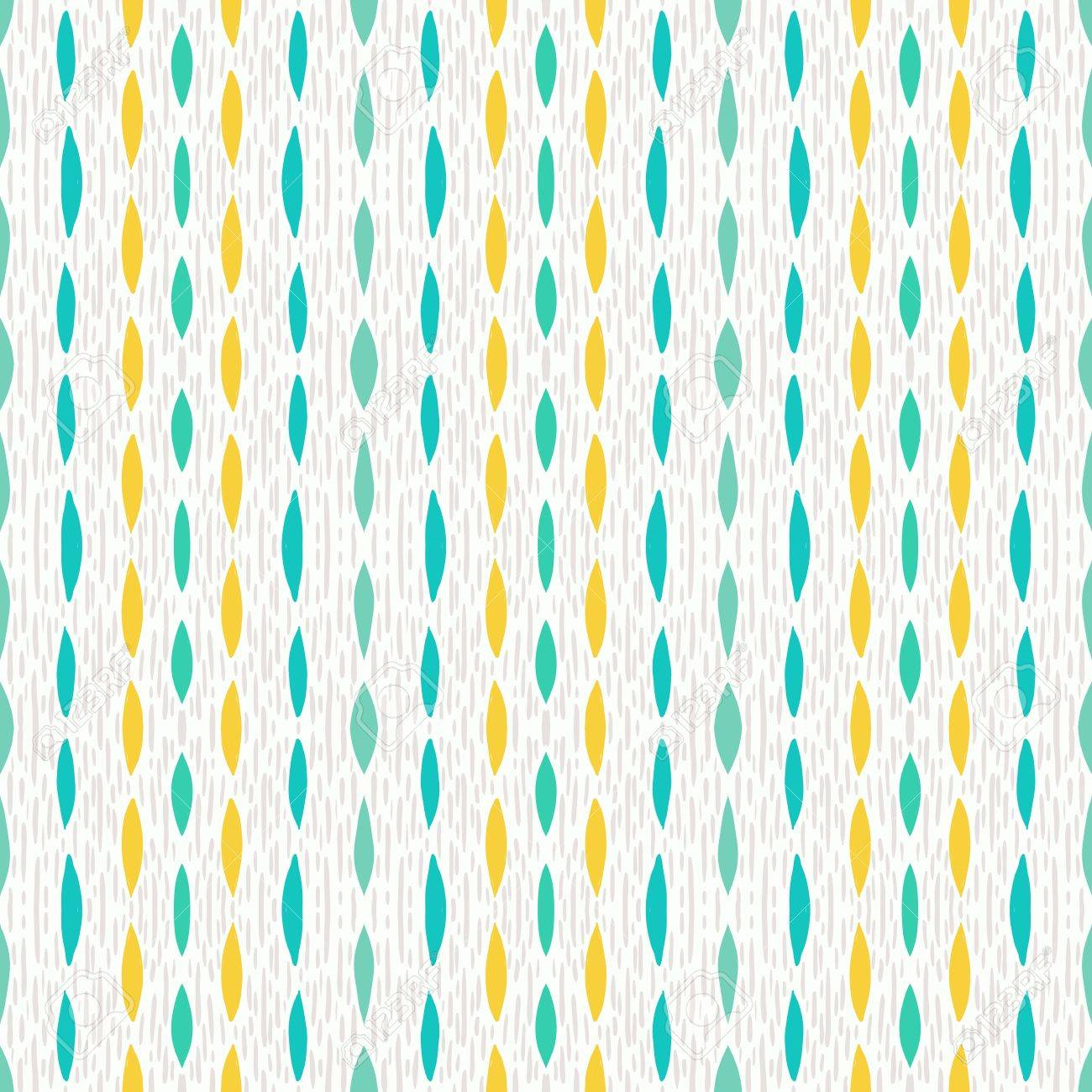 Multicolor seamless pattern with vertical short brushstrokes of random size  Texture for web, print, decor, textile, wrapping paper, invitation background, spring summer fashion Stock Vector - 19331274