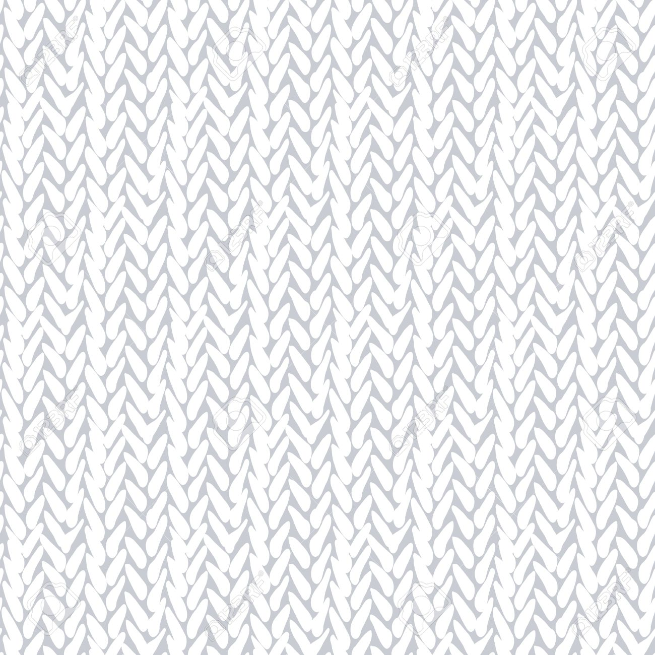 Simple, Bold Seamless Pattern With Stylized Sweater Fabric White ... for White Woven Fabric Texture  54lyp
