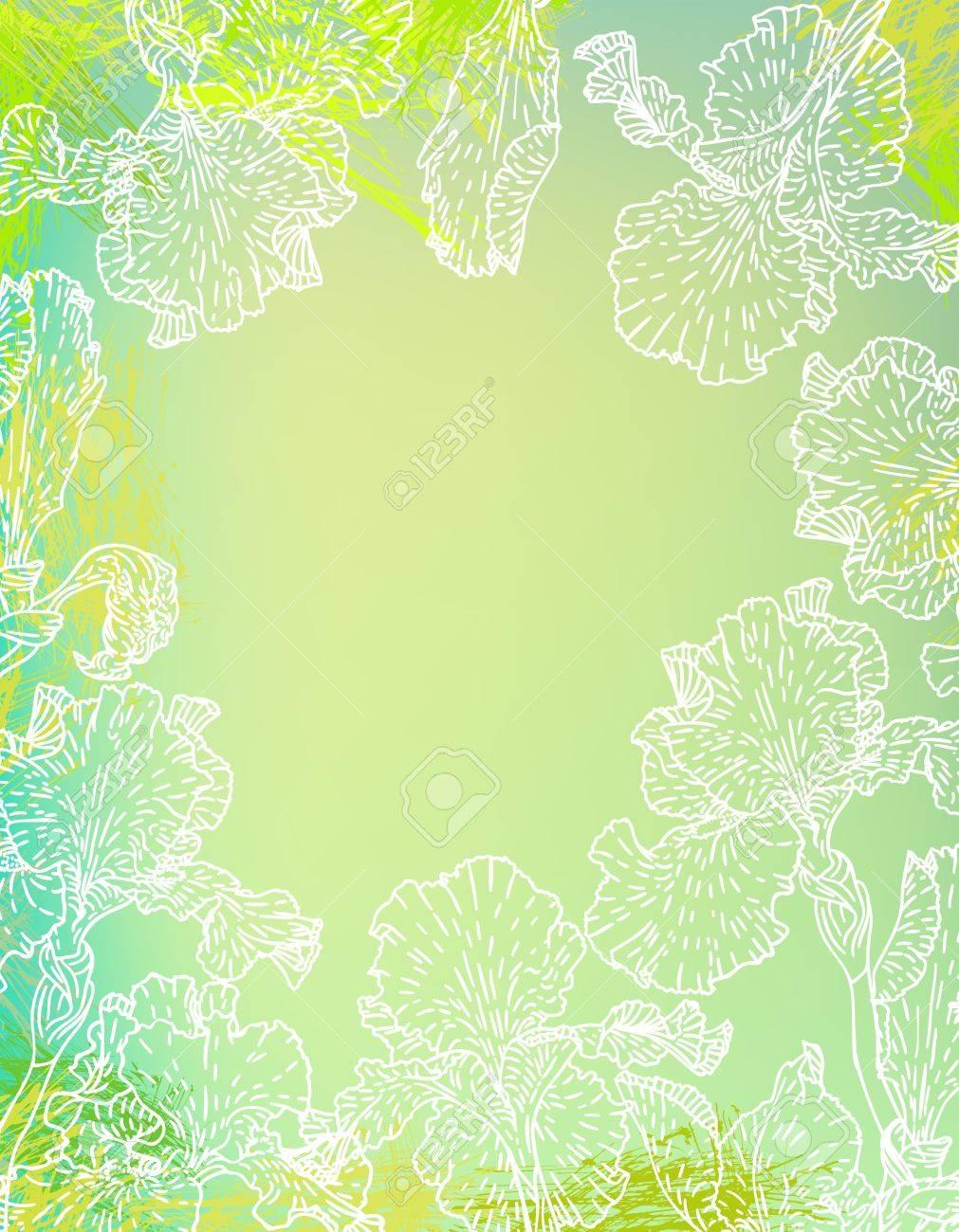 Plantilla Para La Promoción De Spa Tienda De Flores Tarjeta De Regalo Paquete De Jabón Rebajas De Primavera Cupón Diseño De La Caja Del Perfume