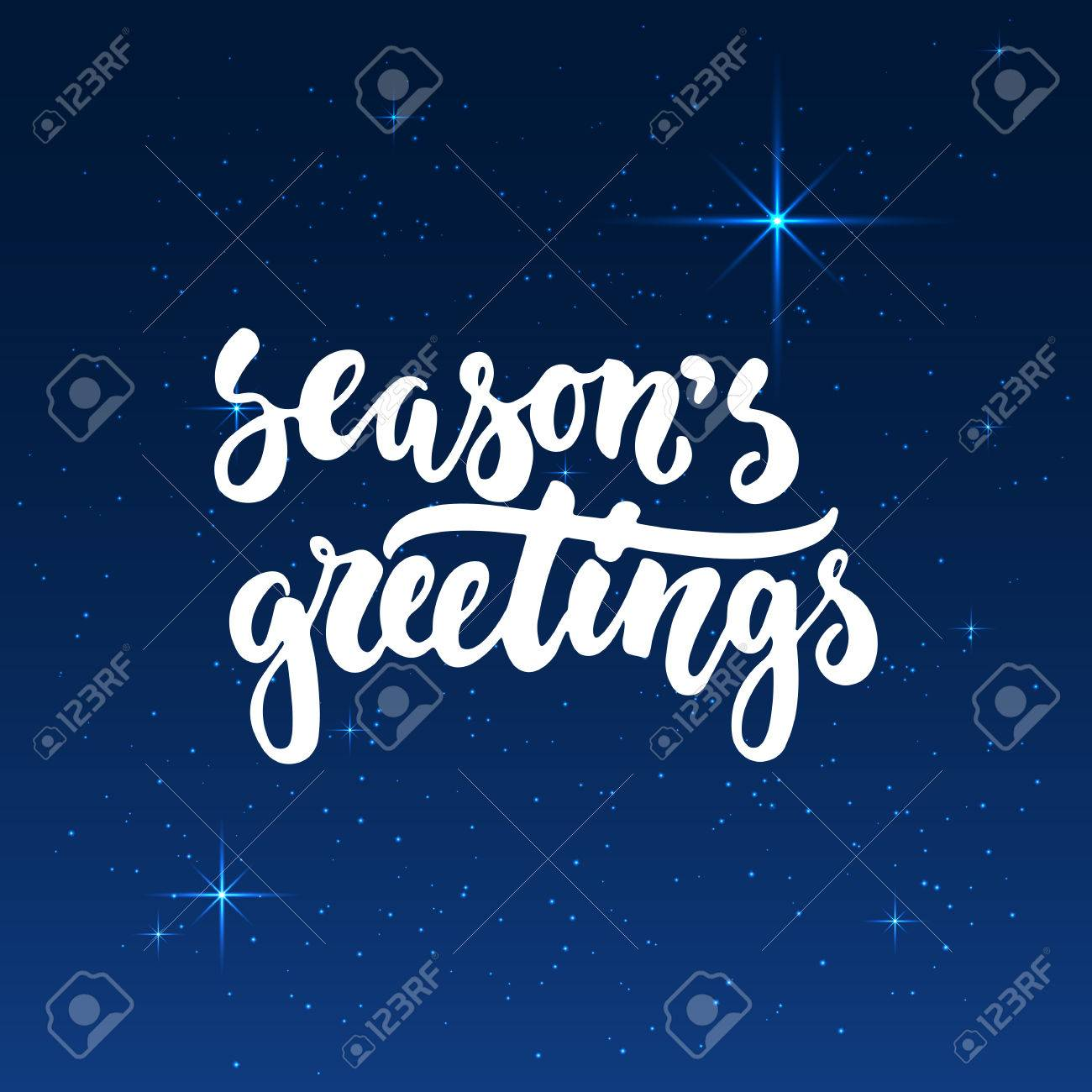 Seasons greetings lettering christmas and new year holiday seasons greetings lettering christmas and new year holiday calligraphy phrase isolated on the background m4hsunfo