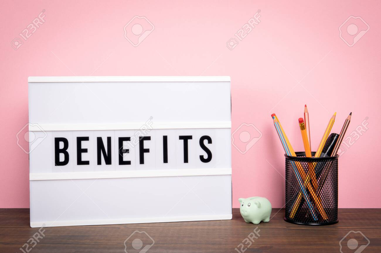 Benefits. Career, insurance, cash prize and opportunities - 134664571