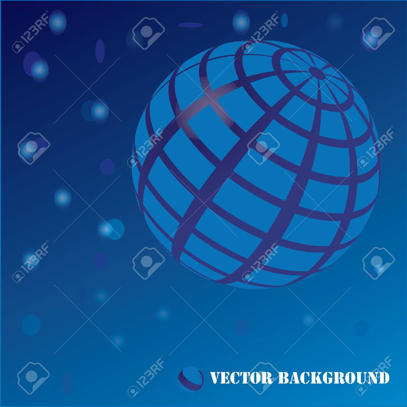 Globe Design Stock Vector - 7905021