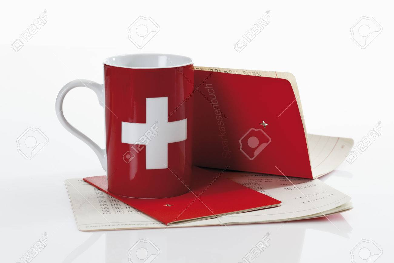 Swiss flag cups with bank book on white background stock photo swiss flag cups with bank book on white background stock photo 35988537 buycottarizona Image collections