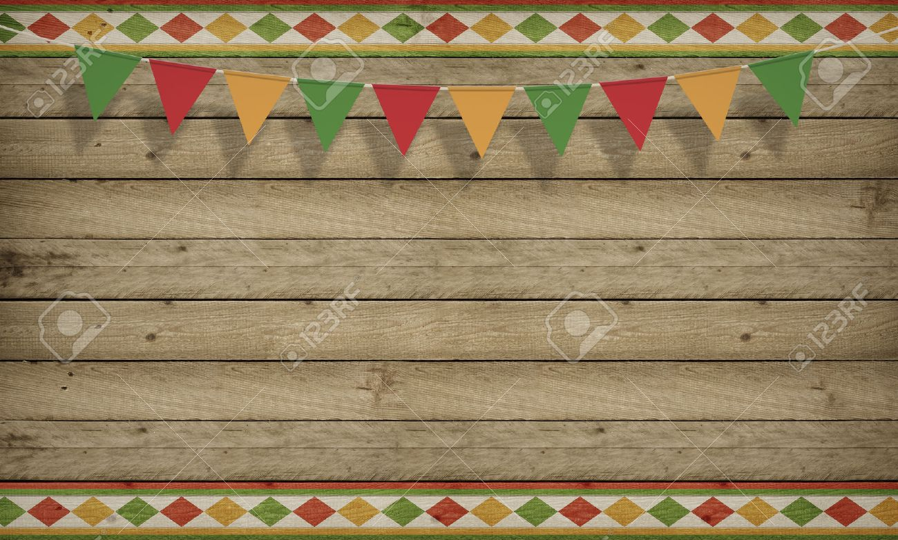 Cinco De Mayo USA Mexican Celebration Backgrounds Wood Copy Space