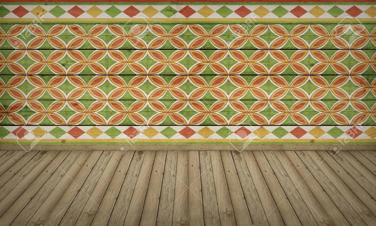 Cinco De Mayo USA Mexican Celebration Backgrounds Wood Copy Space Stock Photo