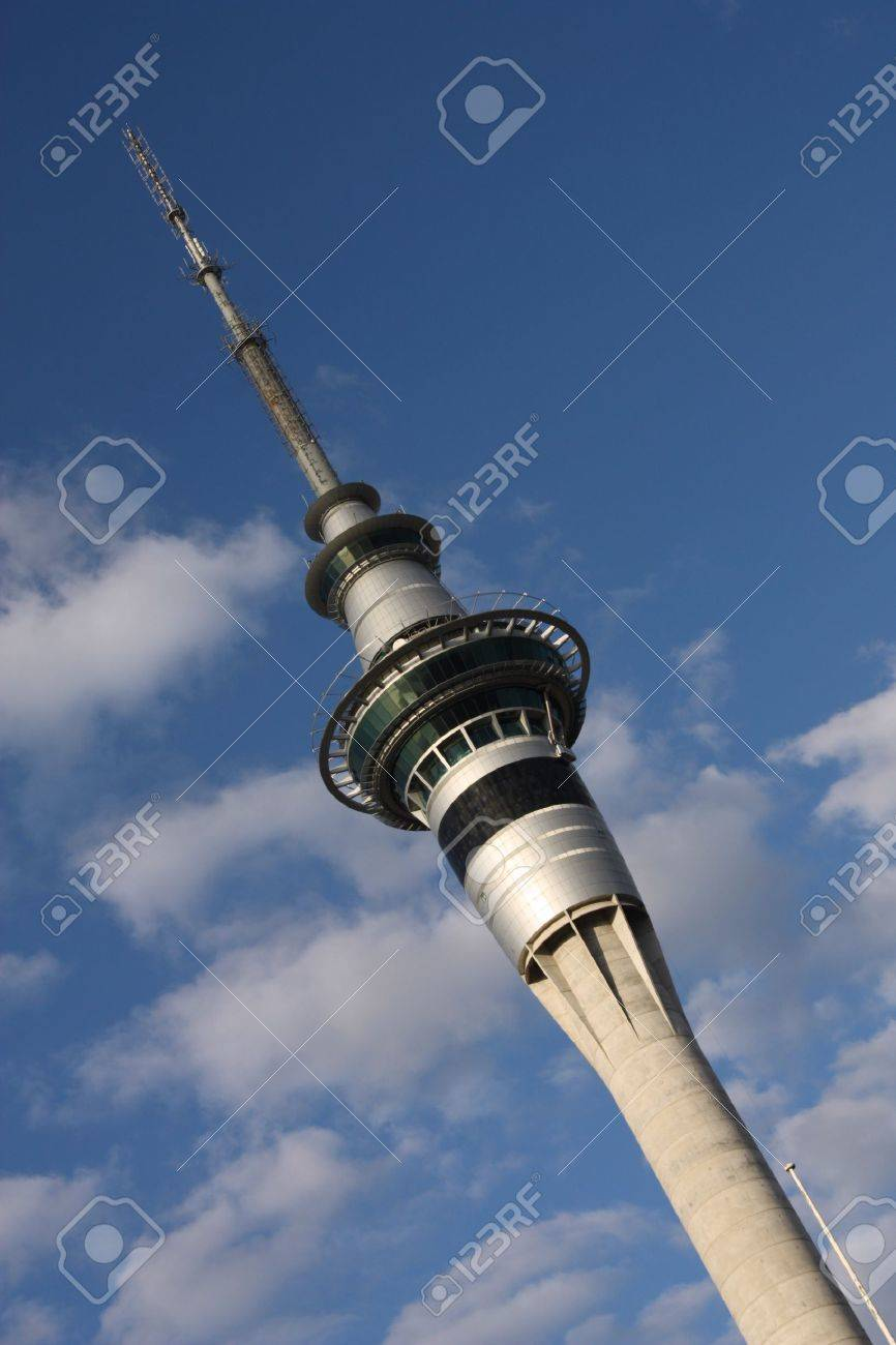 Sky Tower Height Sky Tower in Auckland Cbd