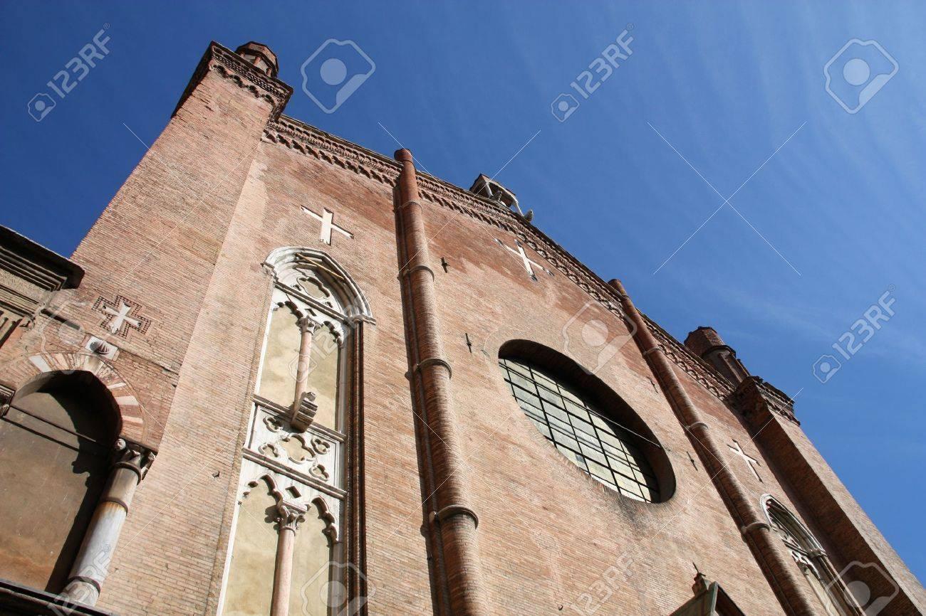 Chiesa Di San Giacomo Maggiore - Kirche Von St. James In Bologna ...