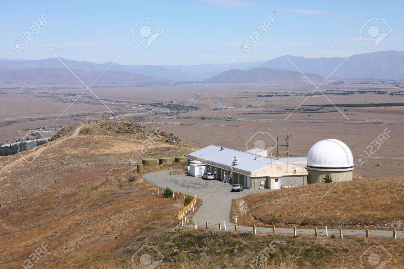 Modern Architecture New Zealand new zealand. modern architecture - mt john astronomical