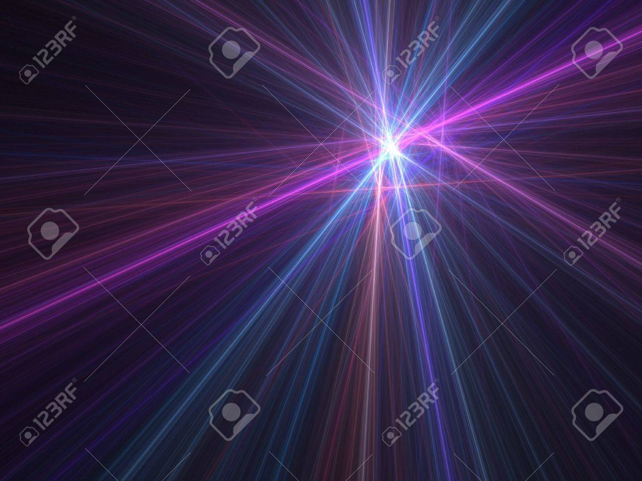 Graphics texture. Computer rendered background. 3D fractal. Night city street - speed motion blur abstract. Stock Photo - 8080263