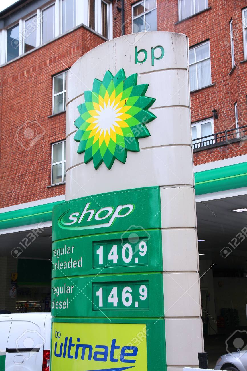 Gas Station Prices >> London May 14 Bp Gas Station Prices On May 14 2012 In London