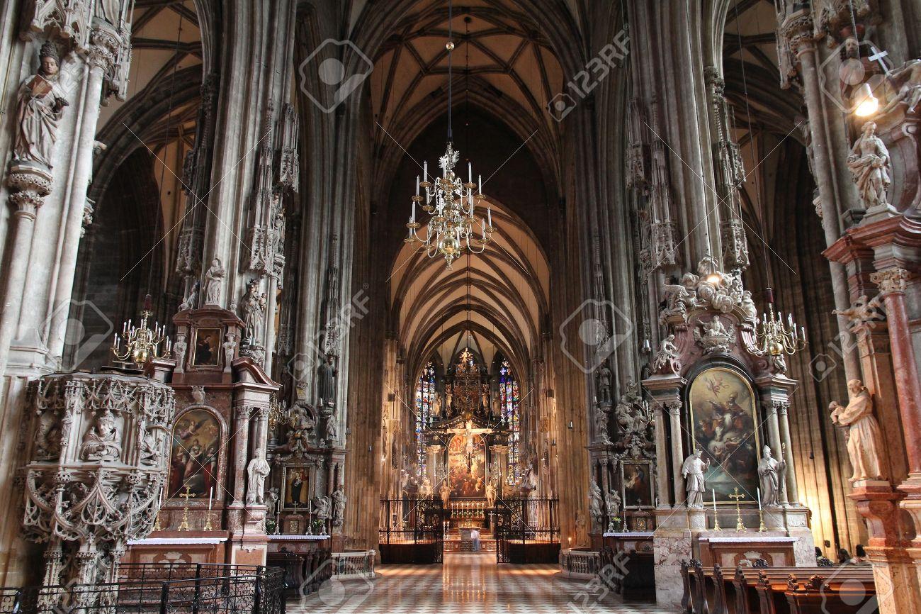 Stephansdom Interior